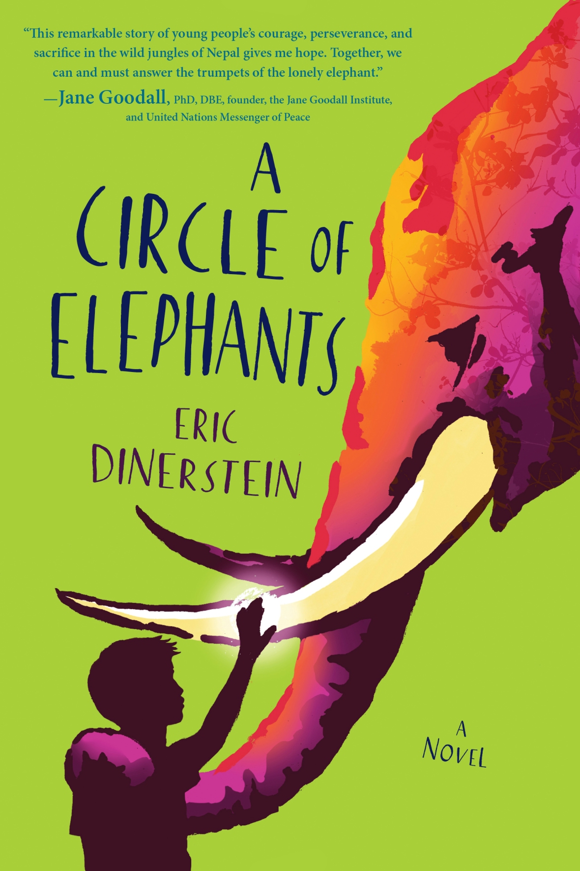 circle of elephants cover 7-16-18