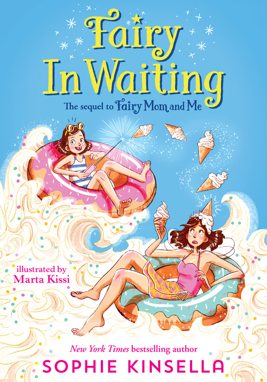 fairy in waiting_cover