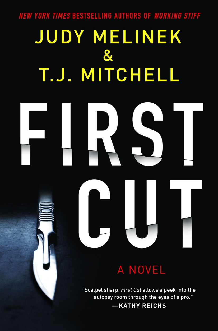 FIRST CUT cover